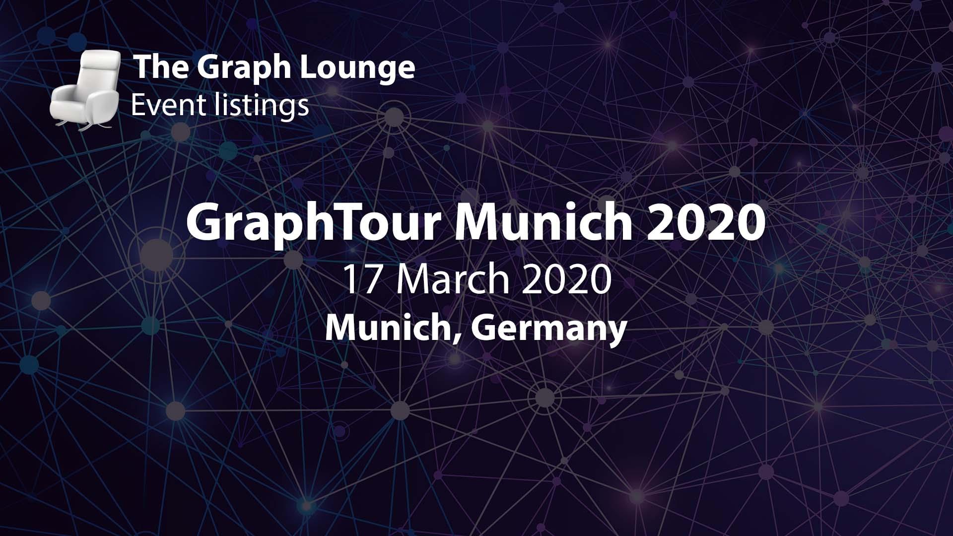 GraphTour Munich 2020