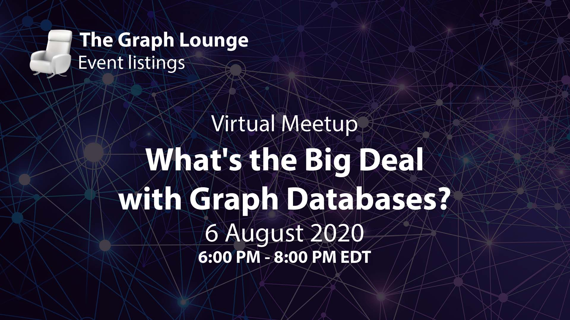 What's the Big Deal with Graph Databases?