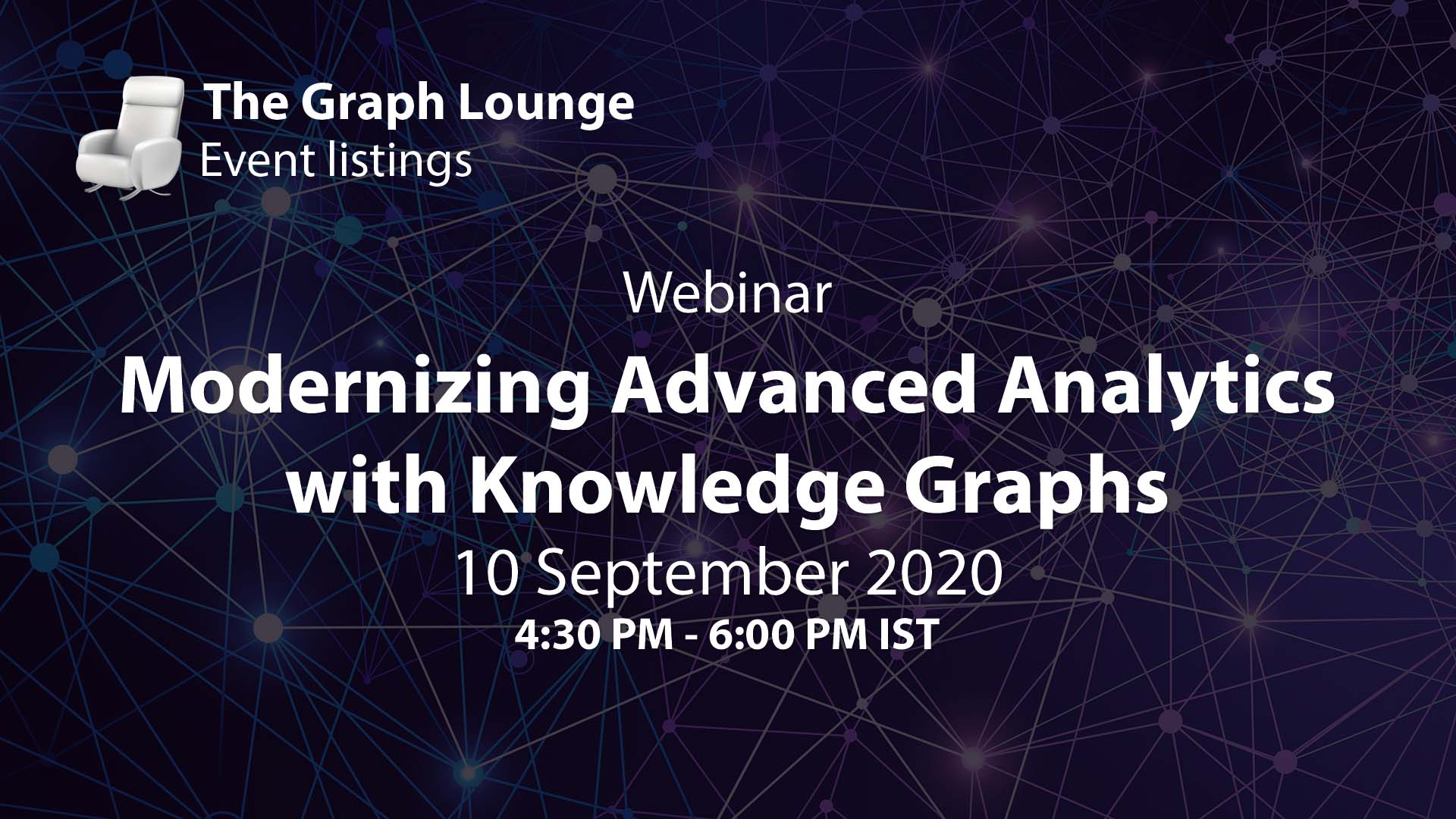 Modernizing Advanced Analytics With Knowledge Graphs