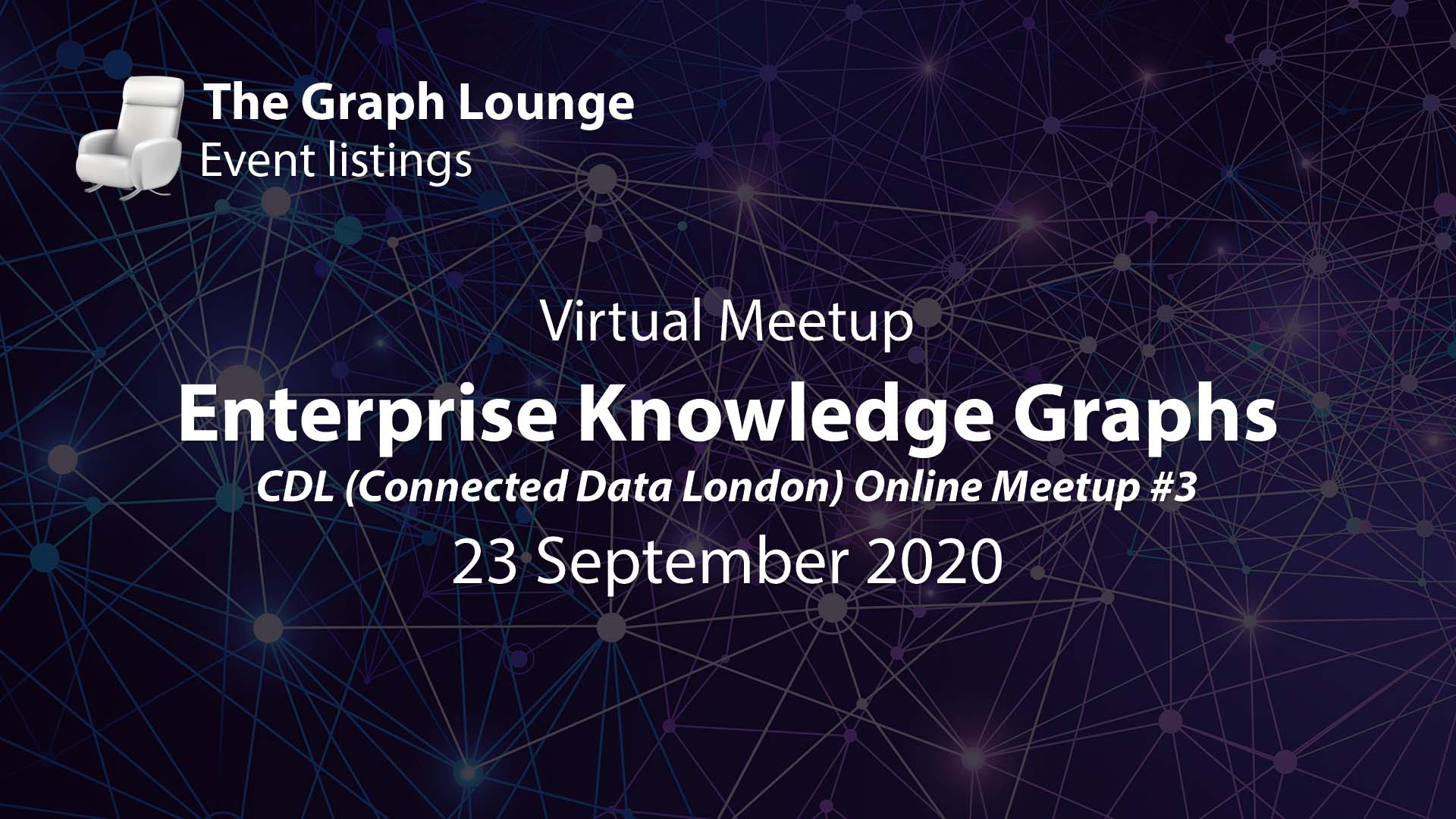 Enterprise Knowledge Graphs (CDL Online Meetup #3)