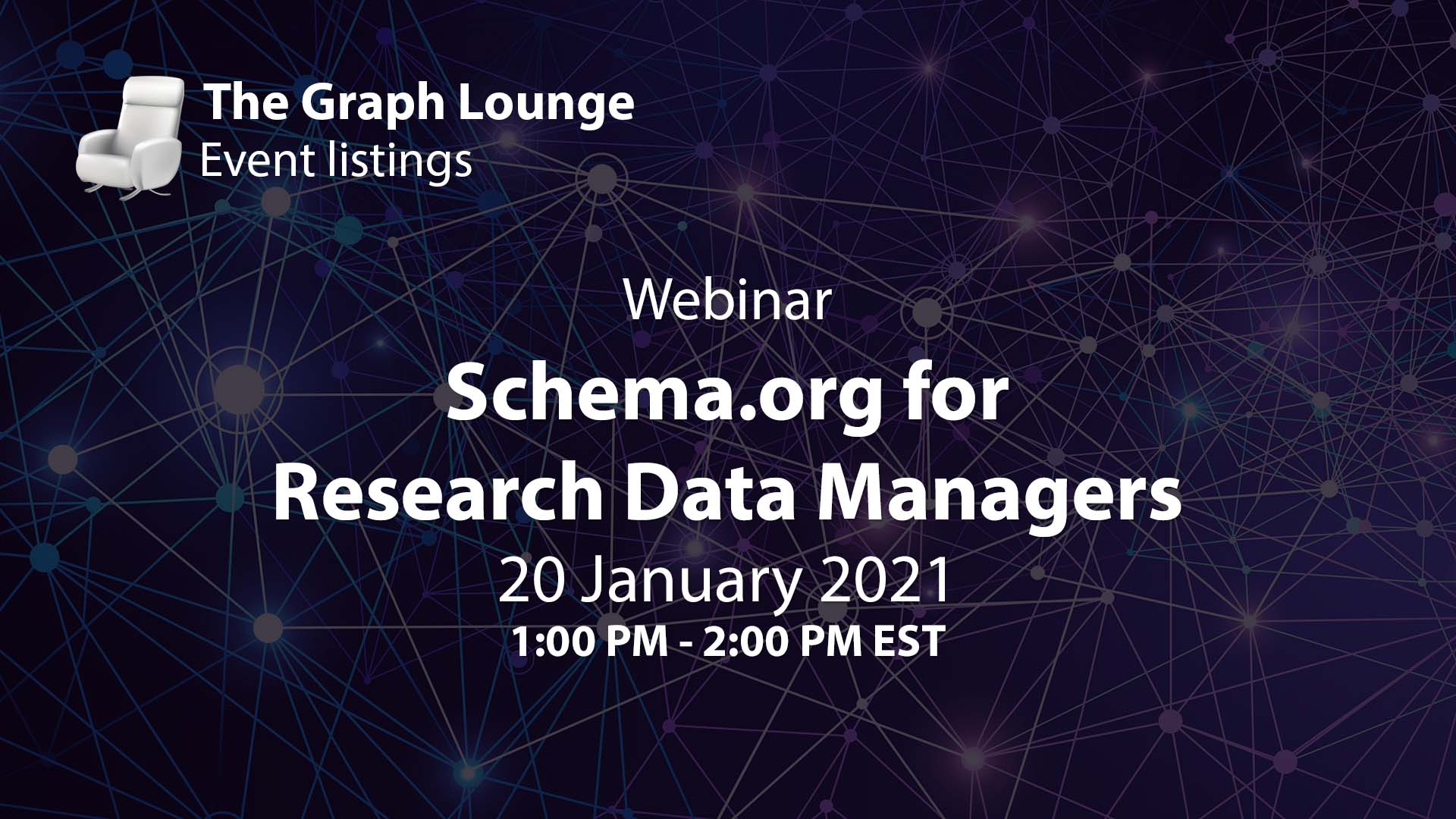 Schema.org for Research Data Managers