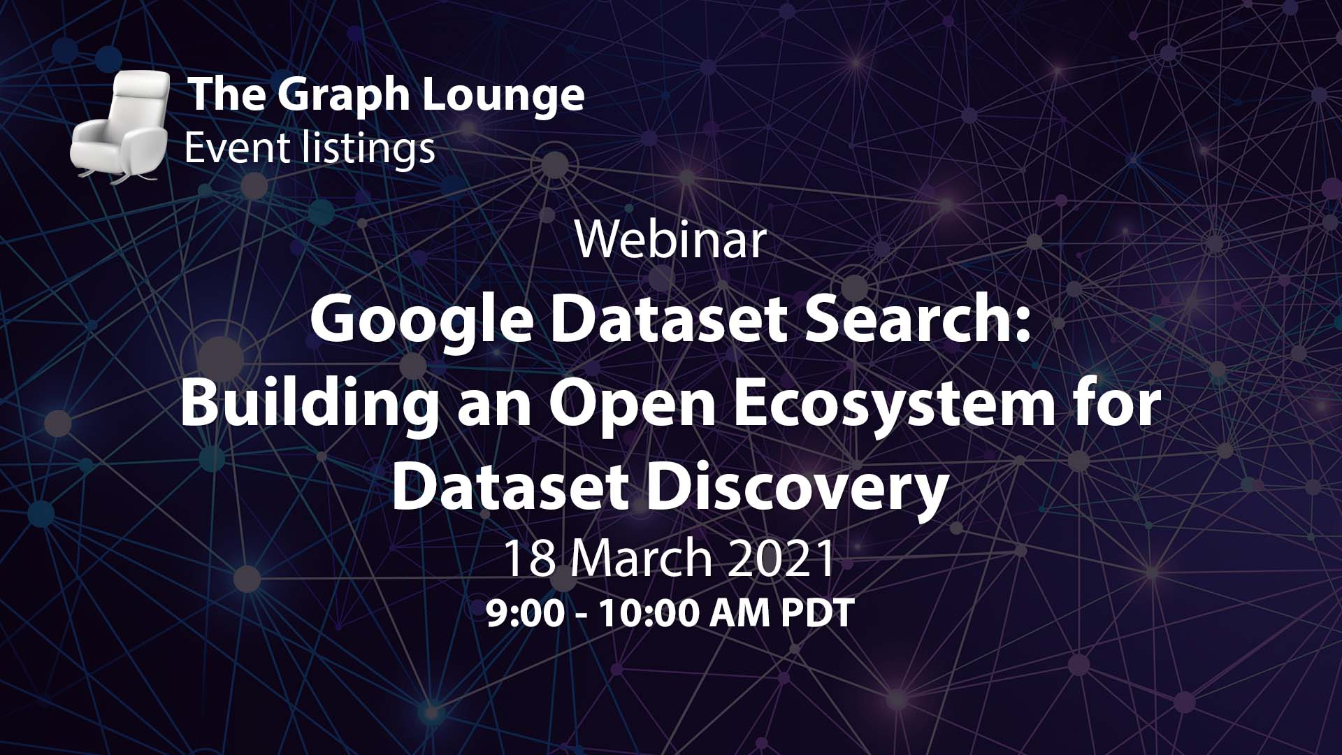 Google Dataset Search: Building an Open Ecosystem for Dataset Discovery