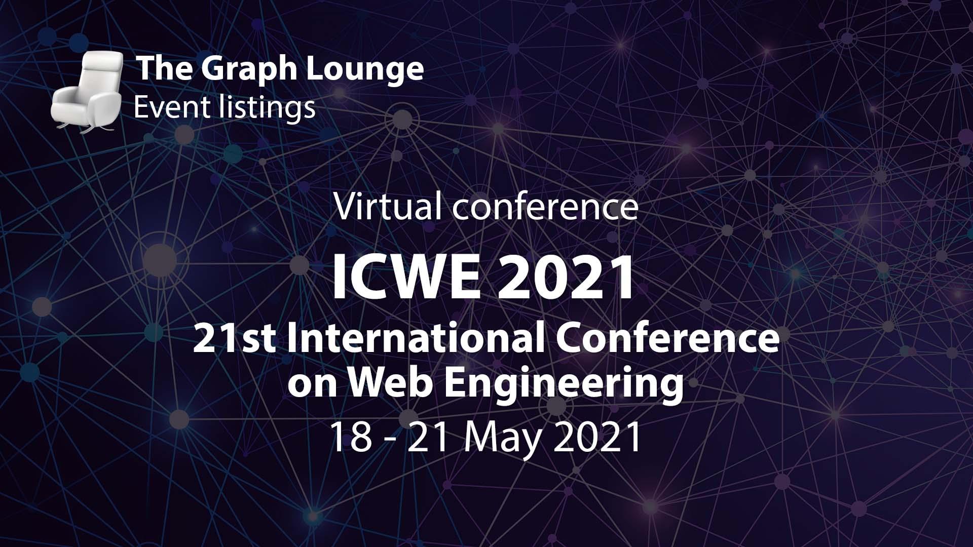 ICWE 2021 (21st International Conference on Web Engineering)