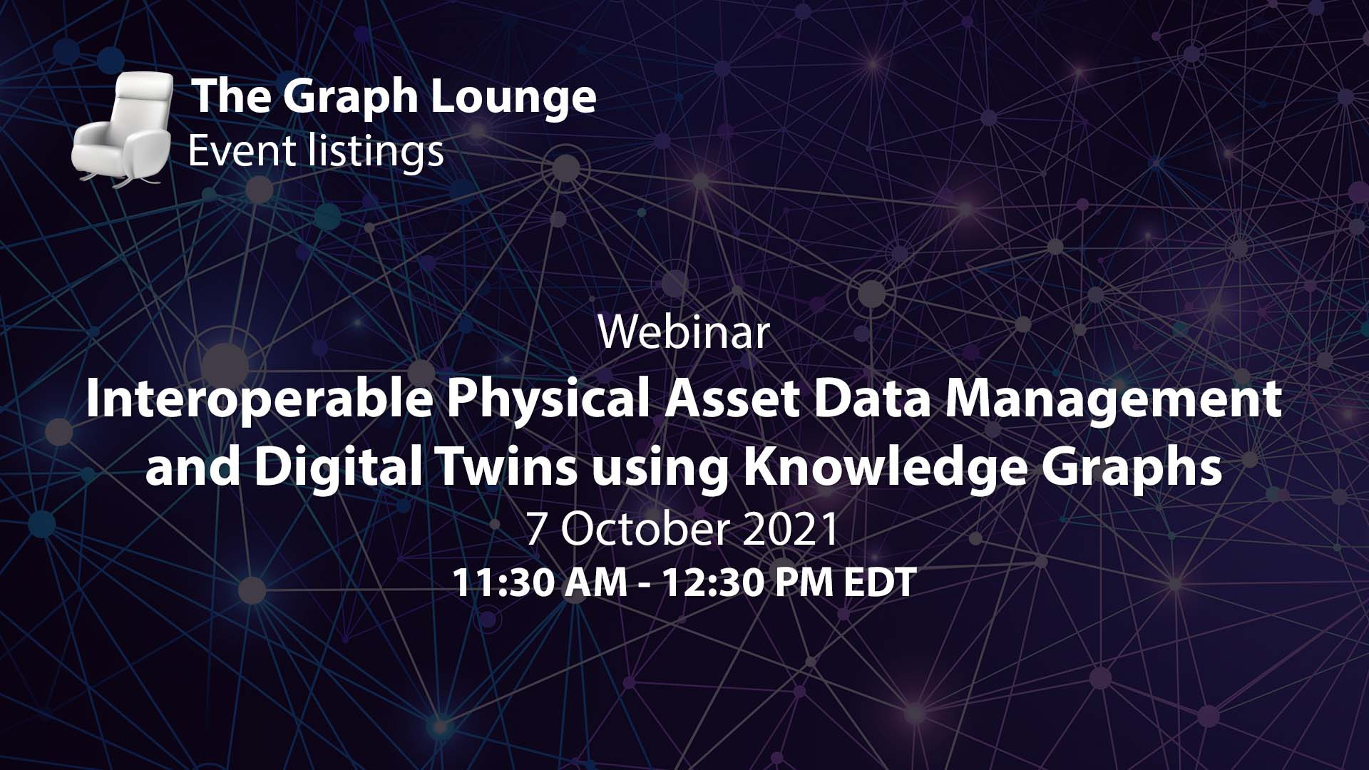 Interoperable Physical Asset Data Management and Digital Twins using Knowledge Graphs