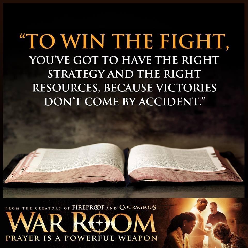 War Room 2015  The GRATITUDE Life
