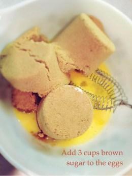 Pecan tassie recipe