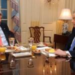 John Kerry Tony Blair McKinsey
