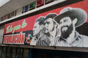 Cuba UJC mural