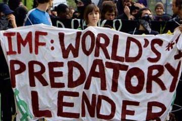 IMF neoliberalism
