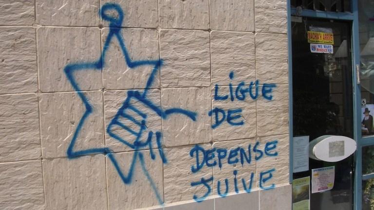 Jewish Defense League JDL France