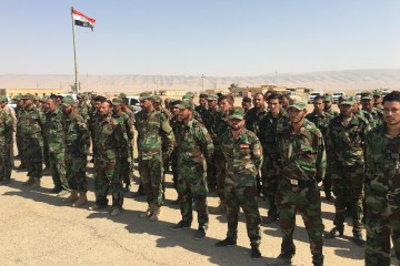 Yazidi PMF Iraq ISIS