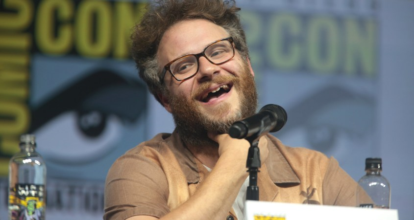 seth rogen north korea cia