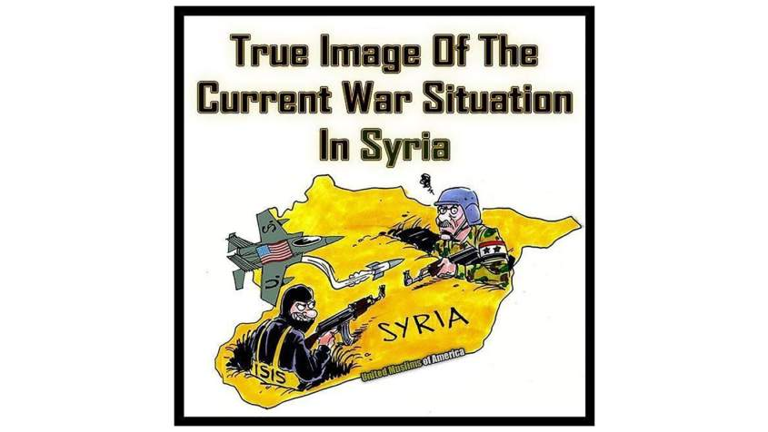 united muslims syria isis russian meme