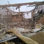 MSF Yemen cholera treatment center