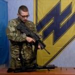 ukraine nazis israel weapons azov battalion