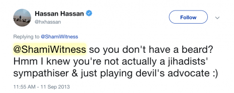 Hassan Hassan ShamiWitness Twitter 1