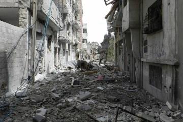 Failed regime-change war cost Syria c. $400 billion