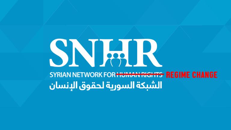 SNHR regime change