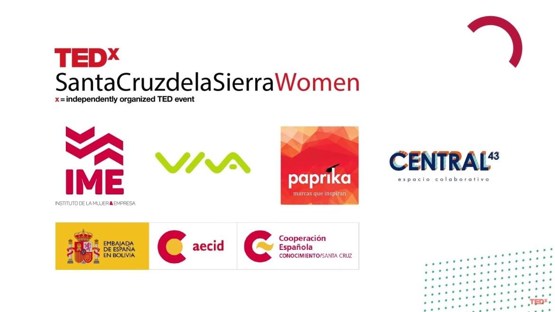 Jhanissa Vaca Daza Bolivia TedX Spanish embassy
