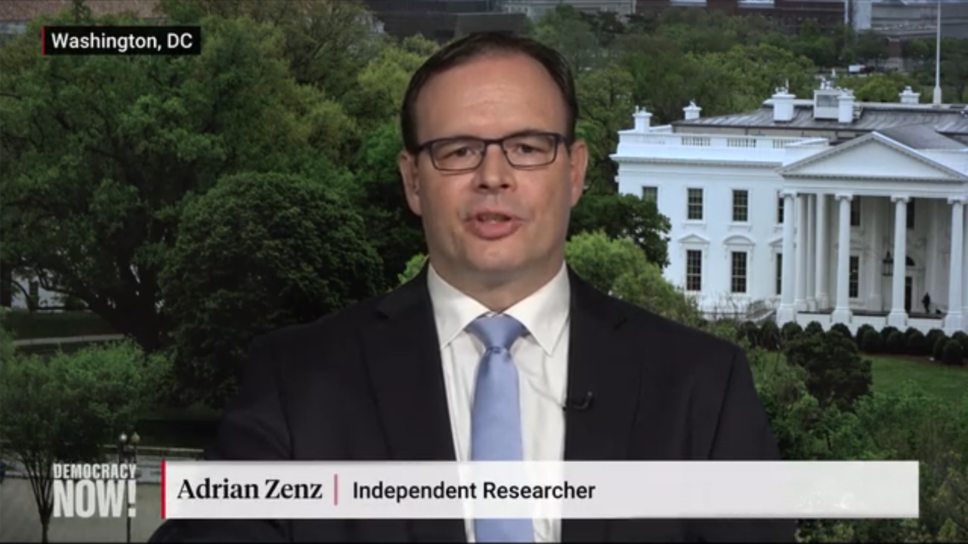 Adrian Zenz Uyghurs China Christian fundamentalist