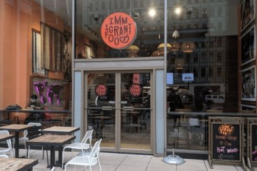 Immigrant Food restaurant DC right wing lobbyists