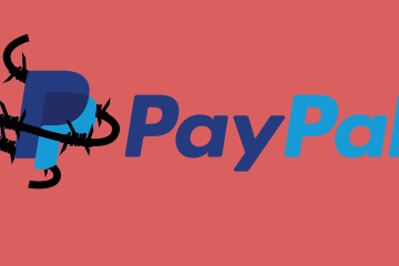 PayPal block donations mention Iran
