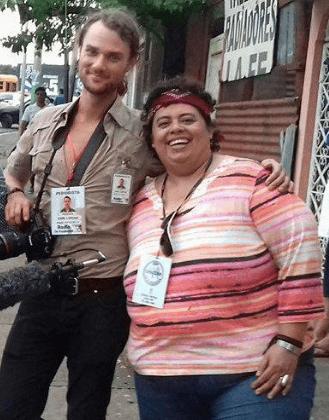 Carl David Goette-Luciak Nicaragua MRS Chena Castillo