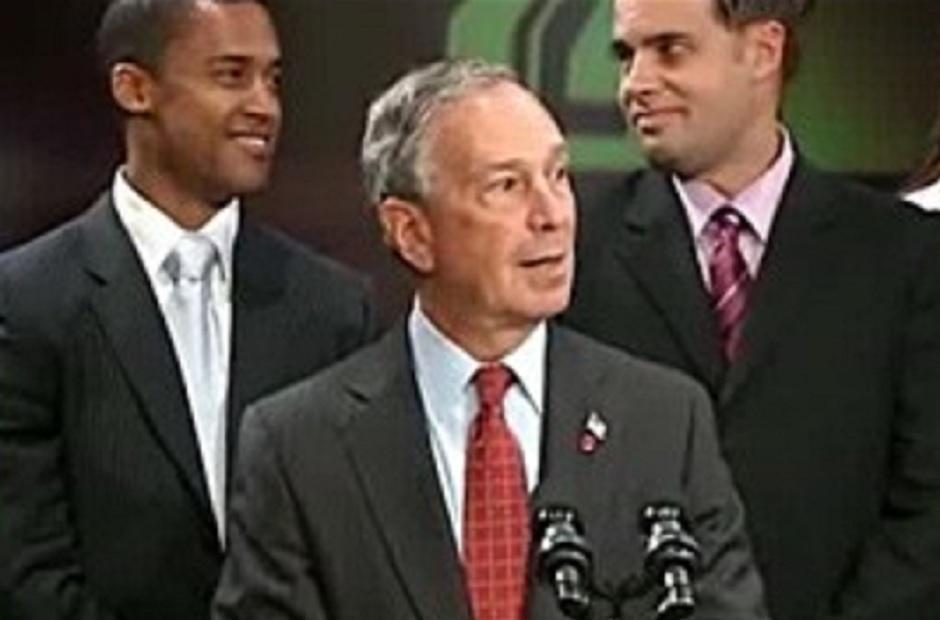 Michael Bloomberg Arick Wierson adviser