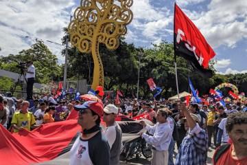 Nicaragua peace media bias