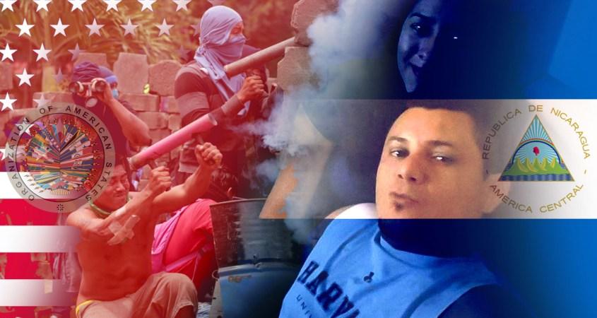 Nicaragua political prisoners femicide US OAS