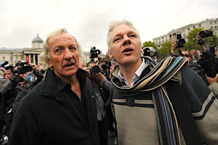 John Pilger Julian Assange