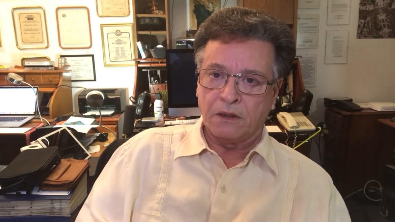 Juan Bosco Abascal Carranza FRENA AMLO