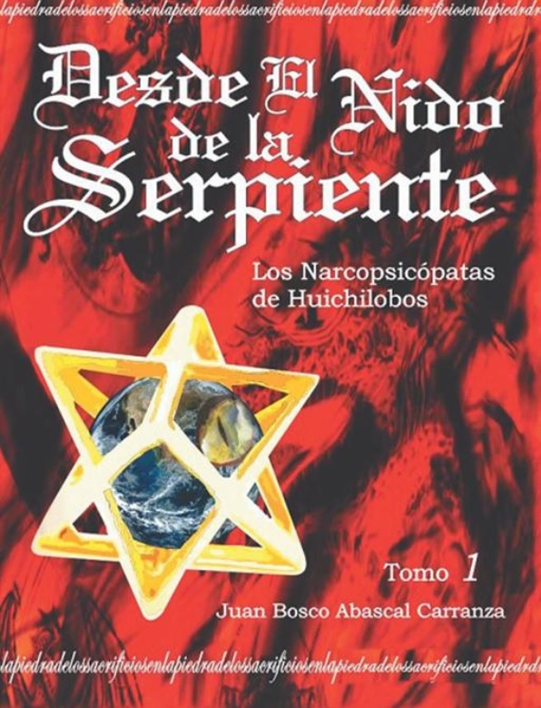 Juan Bosco Abascal book Nest of the Serpent