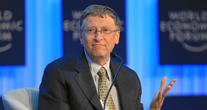 Bill Gates Foundation WHO coronavirus covid