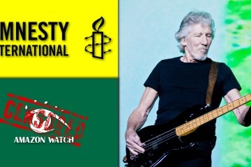 Roger Waters Amnesty Internaional Amazon Watch Syria