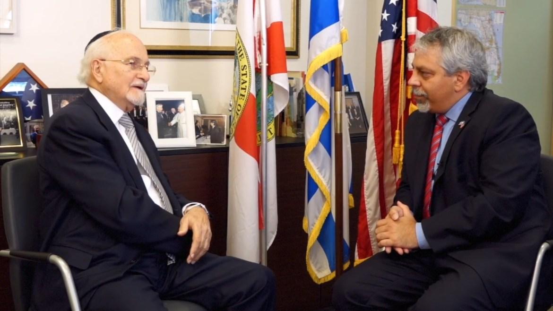 Venezuela Pynchas Brener Israeli consul Miami