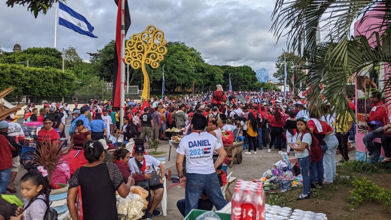 sandinistas nicaragua july 19 2021 managua