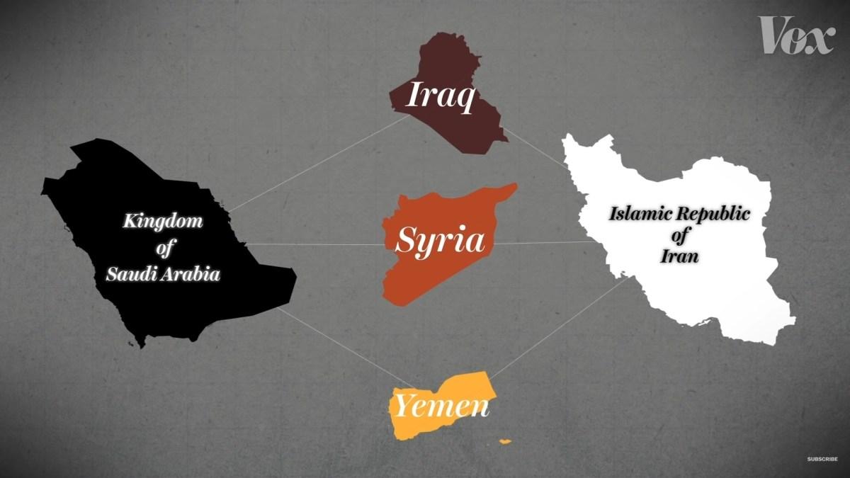 Vox Middle East cold war Saudi Arabia Iran