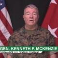 US Centcom General Kenneth McKenzie Iran