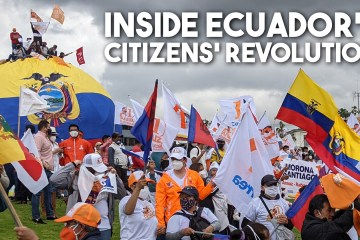 Ecuador Citizens Revolution election 2021