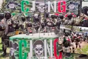 Mexico Cartel Jalisco Nueva Generación CJNG US Special Forces