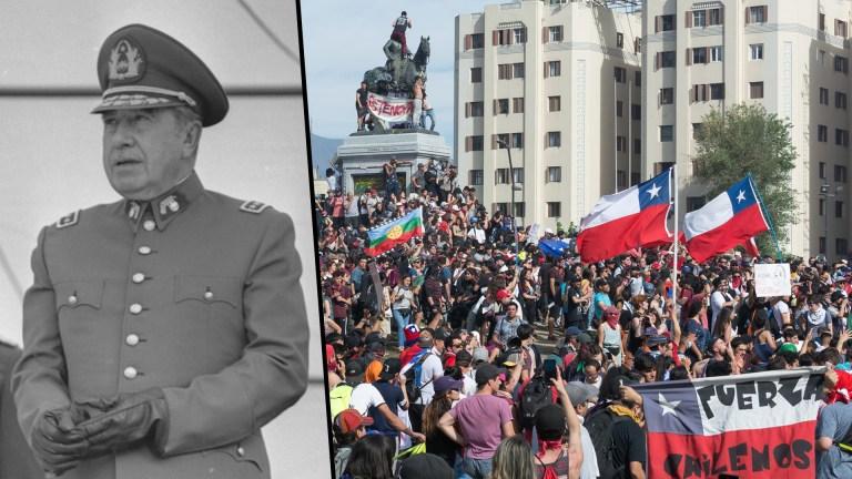 Chile constitucion Pinochet cobre