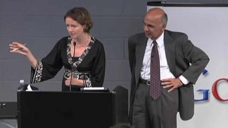 Ashraf Ghani Clare Lockhart Google