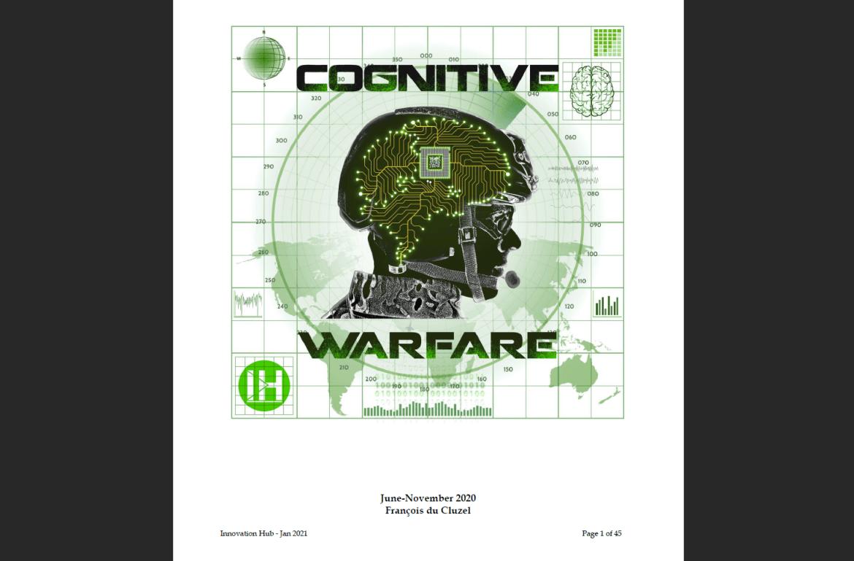 NATO cognitive warfare report