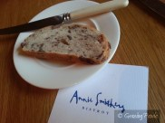 Bread at Annie Smithers Bistrot