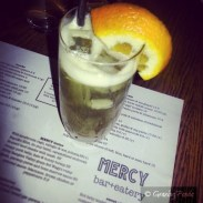 Mocktail at Mercy Bar + Eatery