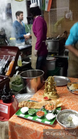 Cooking at Overdosa