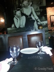 Table at Brutale