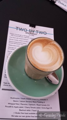 Latte at Two by Two