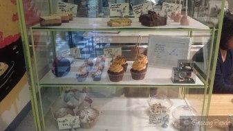 Cakes at Alice Nivens